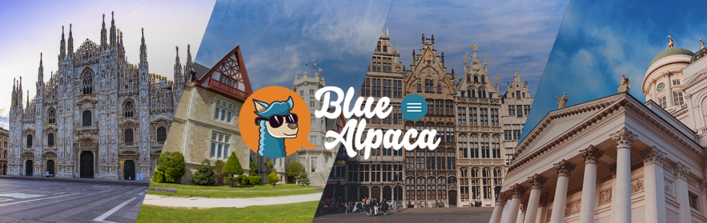 BlueAlpaca: uno smart chatbot per una smart city